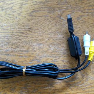 13小型USB⇔2線プラグ変換ケーブル未使用