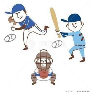 野球ソフトボールのお相手します♪