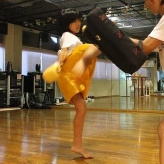 5月も グループで参加が お得! 『キックボクシング教室』受講者...