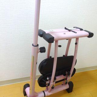 LEG MAGIC.X エクササイズ ピンク (脚やせ 運…