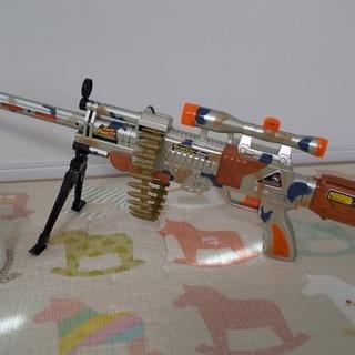 【値下げ】【プラスチック製】ライフル銃、銃、手りゅう弾2個 セットで