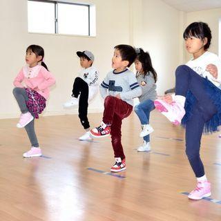 """LINUSは春日井市で3歳~を対象とした""""体を動かすことの基礎 の..."""