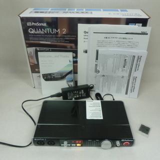 通電OK★PreSonus Quantum2★Quantumシリ...