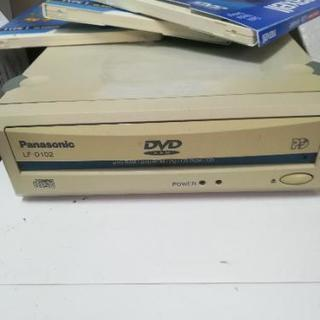 値下げ!DVD-RAMドライブ(片面2.6GB) LF-D102...