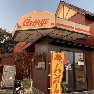 TVでも紹介される人気店~ミスタージョージ~ パート、アルバイト...