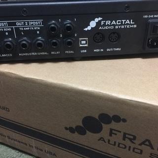 Fractal audio fx8 mark 2 ギター エフェ...