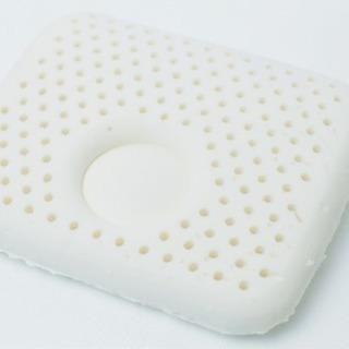 天然ラテックス枕 高反発 幼児用 (4ヵ月〜一歳まで)