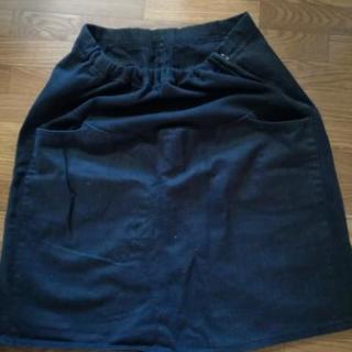 マタニティ 2枚セット スカート&チュニック Lサイズ