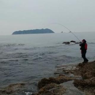 磯釣り、バス釣り、船フカセ、鯛ラバ仲間探してます。
