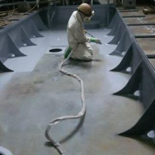 船舶塗装工 未経験者大歓迎