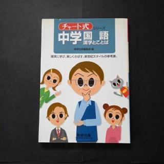 中学国語 チャート式 漢字とことば