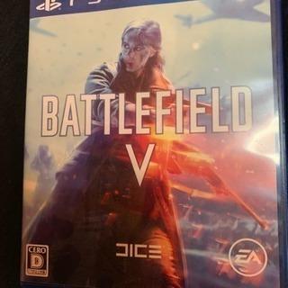 バトルフィールドV BFV PS4ソフト