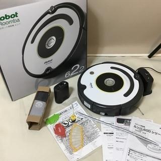 <良品>iRobotアイロボットRoombaルンバ 自動掃除機・622