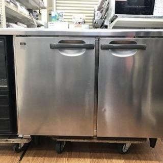 ホシザキ電気 業務用テーブル型冷蔵庫「RT-120PNE1」