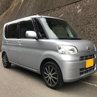 【売約済】平成24年 タント L  L375S シルバー 走行1...