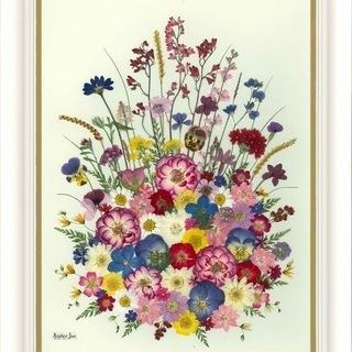 現代押し花アート