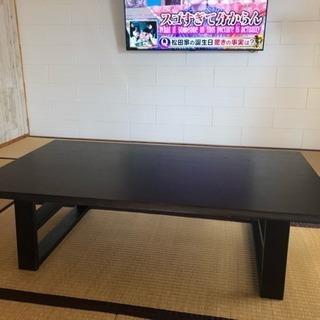 ニトリリビングテーブル最終値下げ - 家具