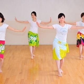 【高槻・香里園】タヒチアンダンス・フラダンス新規メンバー募集!!!