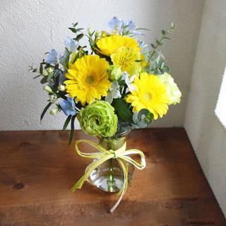 【三越星ヶ丘開催】花瓶花レッスン