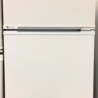 【送料無料・設置無料サービス有り】冷蔵庫 2017年製 U-IN...