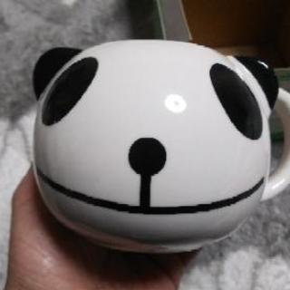 非売品  生茶パンダ  フェイスマグ