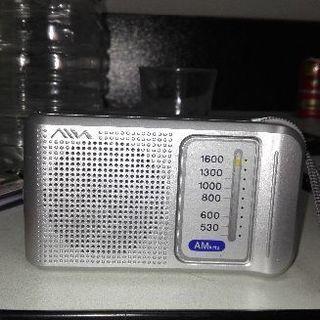 SONY AIWA ソニーアイワ AMコンパクトポータブルラジオ...