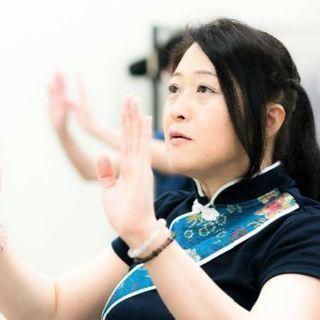 太極舞(タイチーダンス)清田