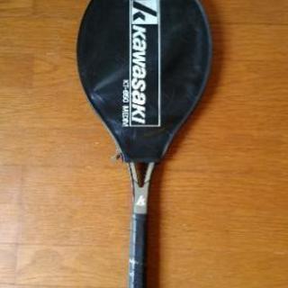 Kwasakiテニスラケット!