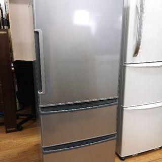 2017年製 アクア ファミリータイプ 272L 冷凍冷蔵庫 シルバー