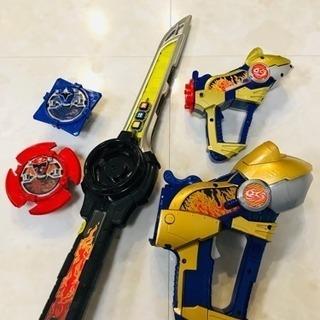 最終値下げ☆【動作確認済】ニンニンジャー おもちゃセット