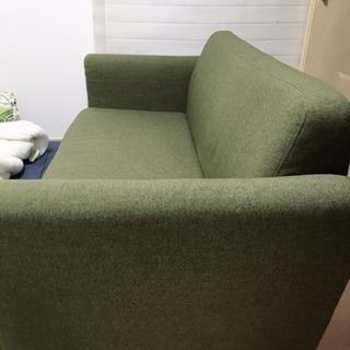 【再値下げしました!!】Francfrancのソファー売ります!!!