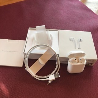 Airpods 中古品