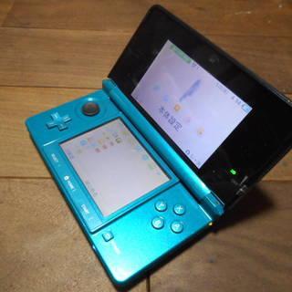 中古Nintendo3DS(ブルー)