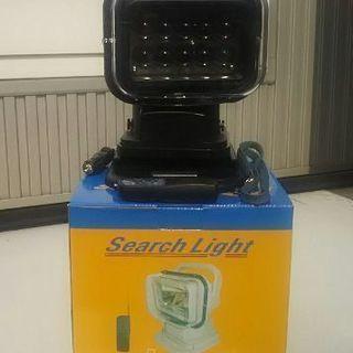 [美品] 12v LEDリモコンサーチライト