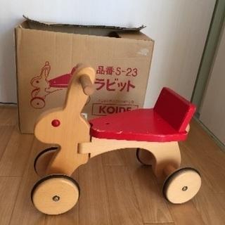 KOIDE うさぎの四輪車