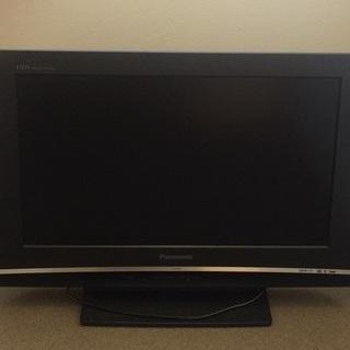 値下げ中❗️早い者勝ち Panasonic TV 26V型