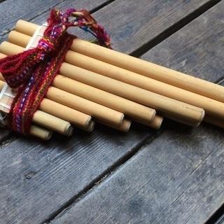 民族楽器・サンポーニャ ペルー フォルクローレ