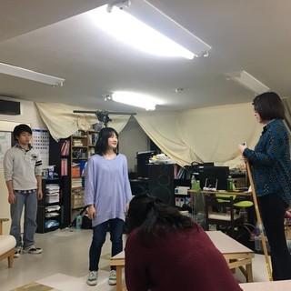 演劇出演者募集! − 北海道
