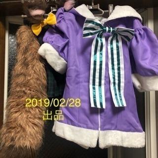 ラブライブ 東條希 コスプレ衣装 3種セット