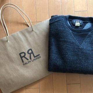 【未使用新品】RRL ニット (XSサイズ)