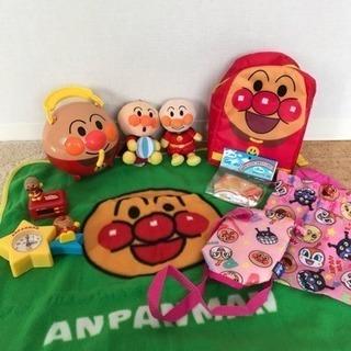 アンパンマン色々セット  おもちゃ