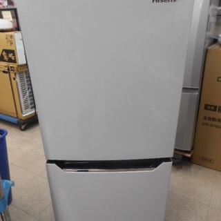 ハイセンス 2ドア 冷蔵庫 HR-D1302 130L 18年製
