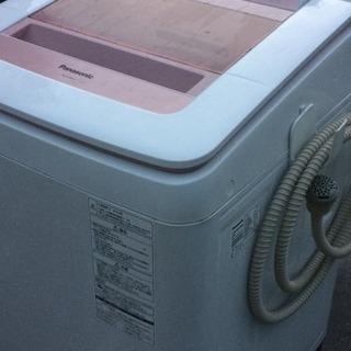 全自動洗濯機8キロ
