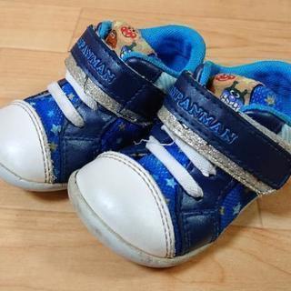 子供靴「アンパンマン」