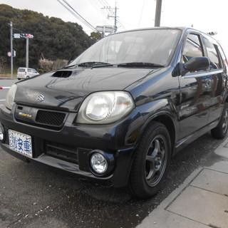 H16年式 スズキ KEIワークス ターボ 5速MT 4WD