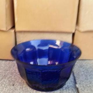 未完成のガラス小鉢