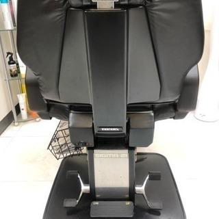 理容椅子(床屋さんにあるイス)タカラベルモントSIGMA21