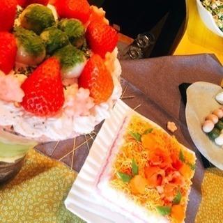【3月3日】雛祭りイベント