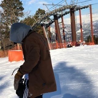 スノーボードで繋がりたい🏂