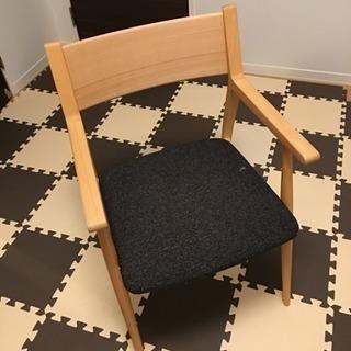 椅子 二脚セット